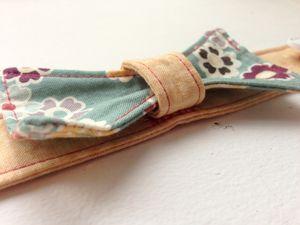 Fabric Bow Bracelet Tutorial {Mini Pip}