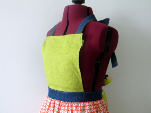 full apron-mini pip