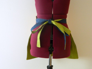 craft apron-mini pip