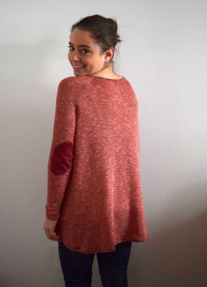 raglan top-mini pip